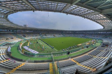 ingresso stadio olimpico torino meteo toro inter caldo quasi estivo calcio inter