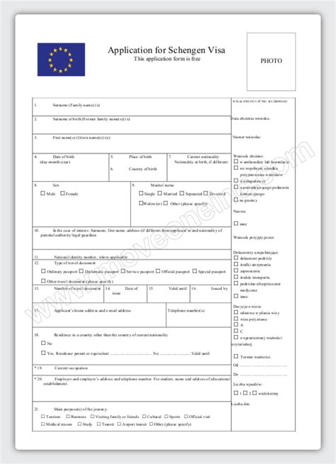 Invitation Letter For Schengen Visa Application Immigrating To Republic Move One Inc