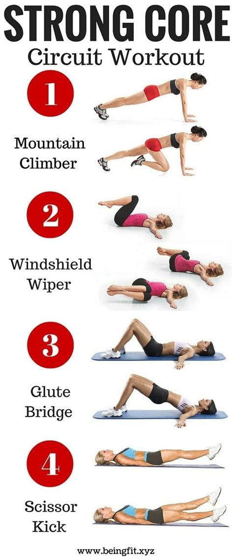 best circuit exercises best 25 ab circuit workouts ideas on ab