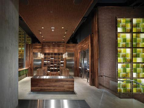 tasting room wine club press club by bcv architects san francisco 187 retail design