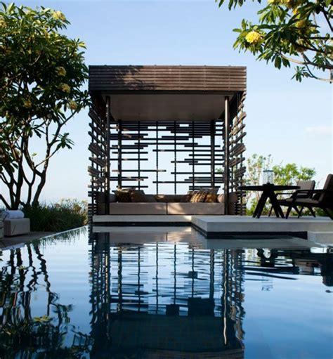pavillon modern der gartenpavillon luxus oder selbstverst 228 ndlichkeit