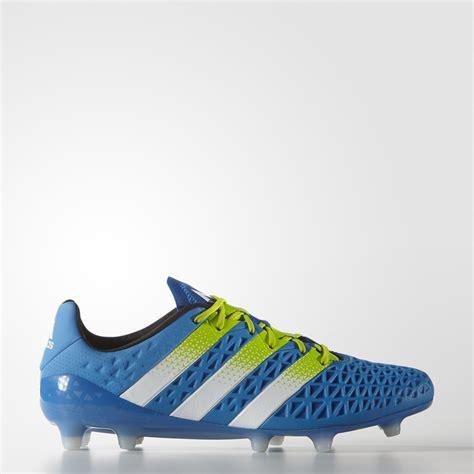 imagenes de zapatos adidas en botines adidas botines de f 218 tbol ace 16 1 suelo firme azul