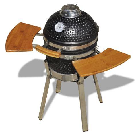 Der Kamado Barbecue Grill R 228 Ucherofen Keramik 76 Cm