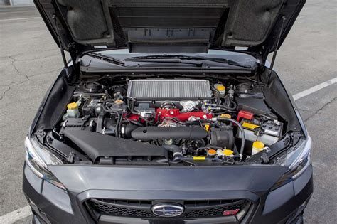 2015 subaru wrx engine 2015 subaru wrx sti first drive automobile magazine