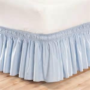 wrap around bed skirt elastic bed skirt bed skirt
