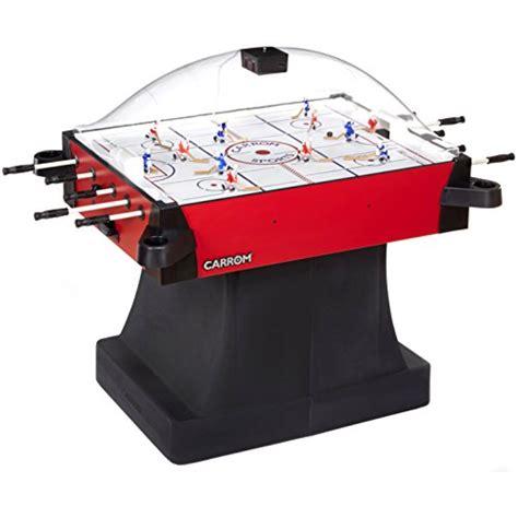 carrom hockey table parts carrom 425 01 signature stick hockey table with pedestal