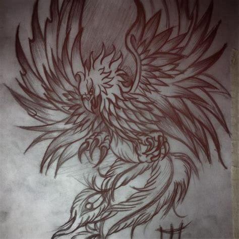 imagenes tatuajes fenix 43 dise 241 os de tatuajes de f 233 nix para hombres