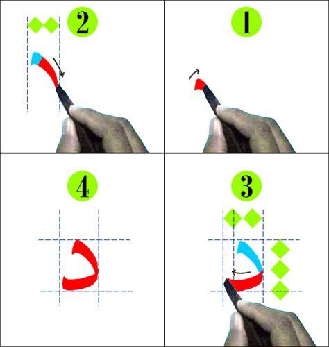 tutorial belajar kaligrafi tutorial seni kaligrafi kumpulan seni dan tutorial