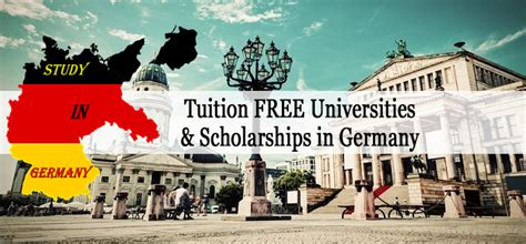 Scholarship For Mba In Germany by Study In Germany Bavarian Government Daad Scholarships