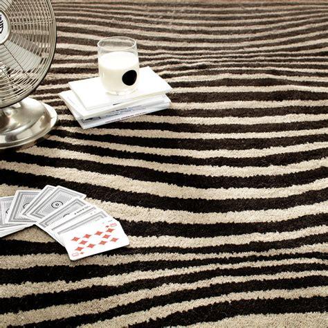 tappeto zebra tappeto zebra 160x230 maisons du monde