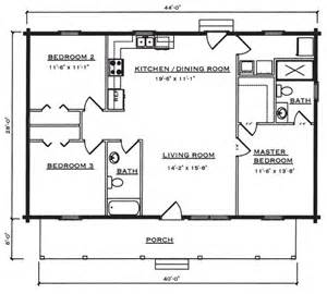 One Story Log Home Floor Plans by Log Cabin Custom Homes Log Home Floor Plans Log Cabin