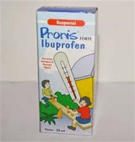 Obat Ibuprofen Tablet dosis obat proris forte ibuprofen daftar dosis obat