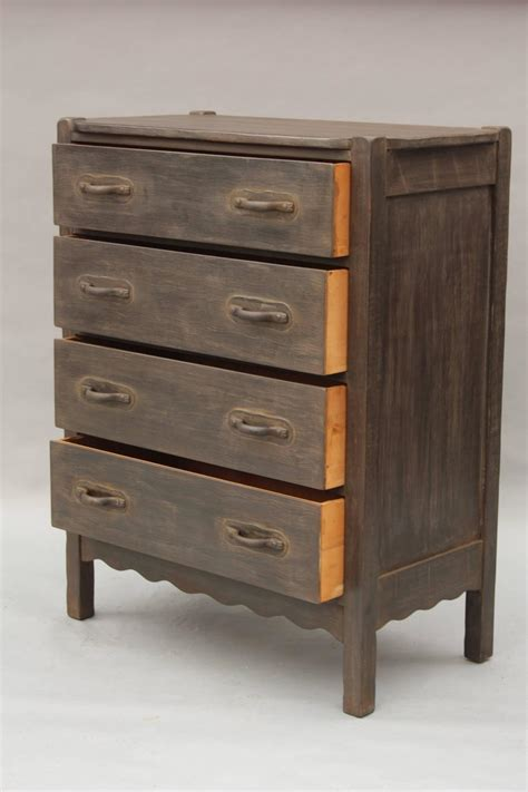 Boy Dresser Furniture by Signed Antique Rancho Monterey High Boy Dresser At 1stdibs
