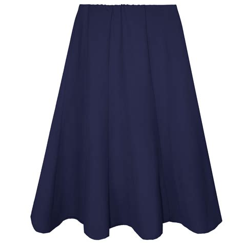 skirts for women over 55 women long flared skirts ladies skater swing midi