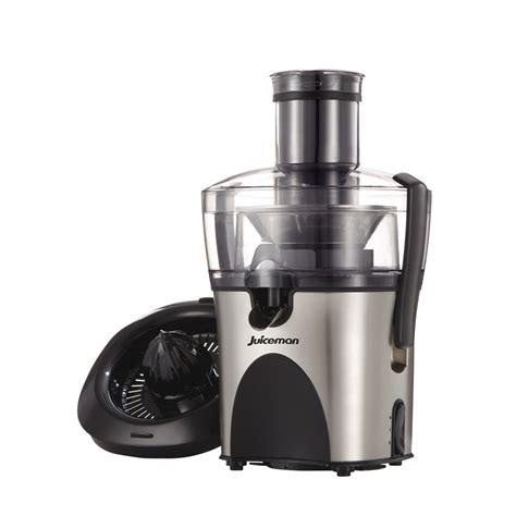 Multifunction Juicer Plus juiceman jm480s juicer review really juiced