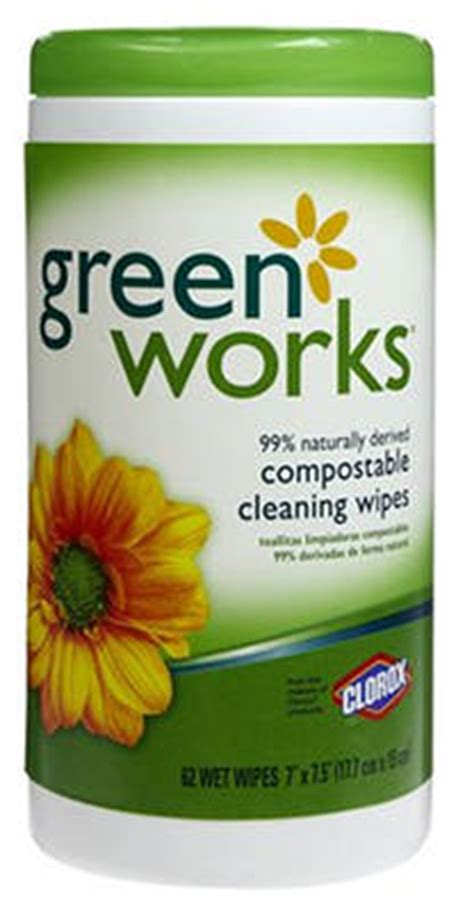 cheap clorox green works cleaning wipes