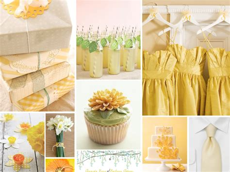 Yellow Decoration For Wedding by Daffodils Yellow Wedding Decor Ideas Yellow Wedding