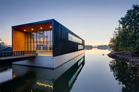 architects homes floating house architecture 12 wow designs on the water