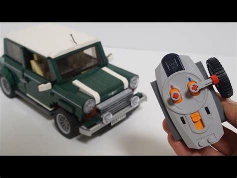 Lego 10242 Mini Cooper Hijau lego 10242 rc motorized mini cooper 레고 미니쿠퍼 rc by 뿡대디 xilfy