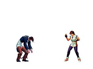 imagenes con movimiento de king of fighter 2002 king of fighters 2002