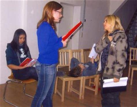 Kleines Theater Bad Godesberg Schauspieler by Gemeinde Wachtberg Schauspiel Schnupperwochenenden F 252 R