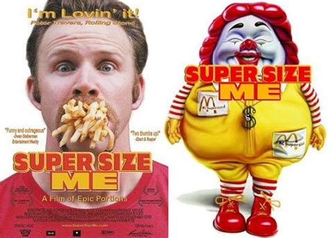 Supersize Me Detox Diet by Documentaries On Food And Health St Pete Health Wellness