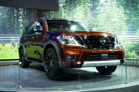 how much are nissan armadas 2017 nissan armada pricing jumps to 45 395