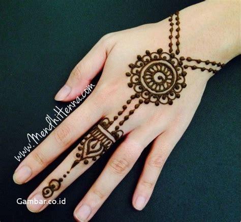 99 gambar henna paling keren 2018 gambar