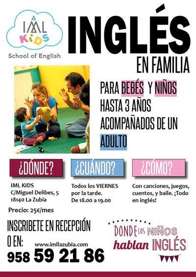 imagenes de la familia en ingles para niños ingl 201 s en familia nuevos talleres para ni 209 os 2016 17