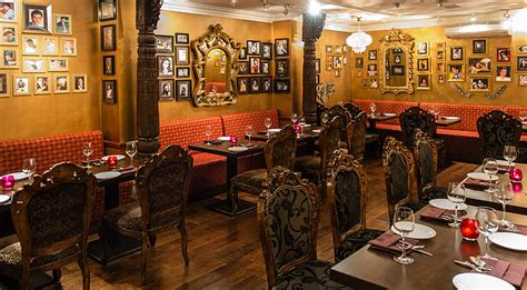 design love fest la restaurants chor bizarre celebrates indian cinema with launch of the