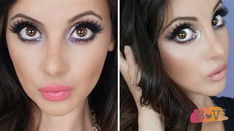 eyeliner tutorial for big eyes makeup tutorial for big brown eyes how to youtube