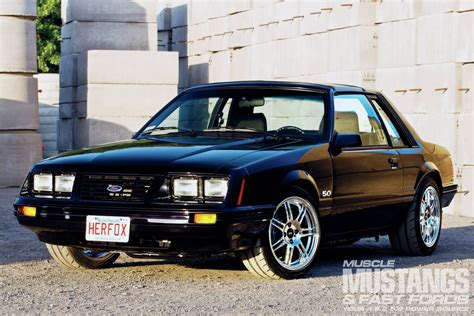 1984 Ford Mustang by 1984 Ford Mustang Modular Misfit Photo Image Gallery