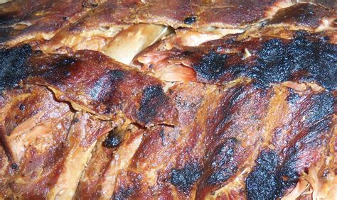bone in country style ribs oven oven baked bbq country style ribs nani s cranny