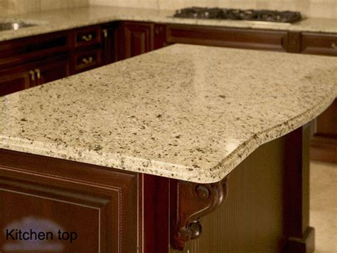 New Granite Countertops China Granite Island Countertop New Venetian Gold Sc