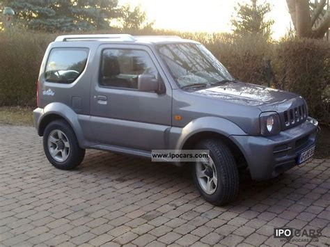 Suzuki Jimny In Snow 2006 Suzuki Jimny Comfort Snow Car Photo And Specs