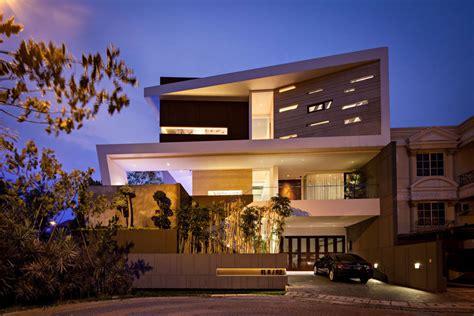 Tropical House Designs And Floor Plans maison moderne 224 l architecture contemporaine au c ur de