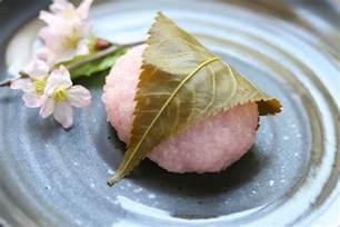 Diy Outdoor Living Spaces - sakura mochi cherry blossom sweet rice cakes recipe