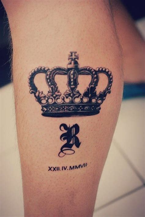 tattoo corona tons of crown tattoos designs royally amazing