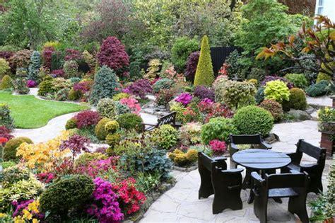 The Garden Four Seasons by ландшафтный дизайн парк Four Seasons Garden прекрасен в