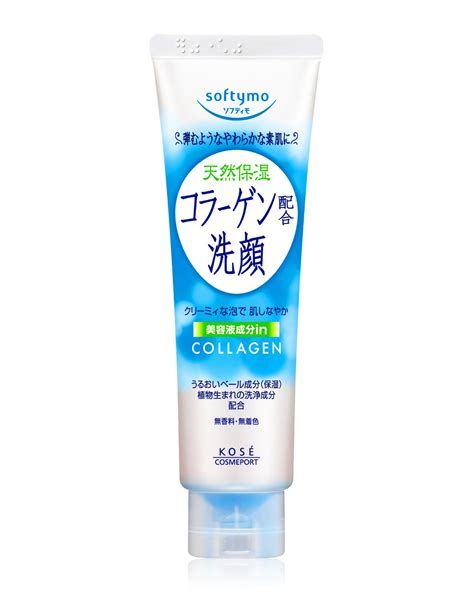 Kose Softymo Cleansing kose softy mo white makeup cleansing and