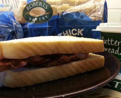 Squishy Original Morning Bread Promo Special the brick castle a special bacon butty for s day