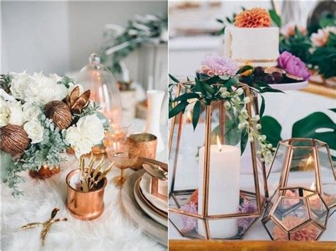 7 Amazing Uses For A Copper by 50 Amazing Vintage Bronze Copper Wedding Color Ideas