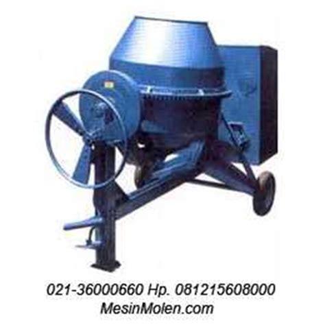 Mesin Molen Beton jual mesin molen beton concrete mixer mesin molen molen