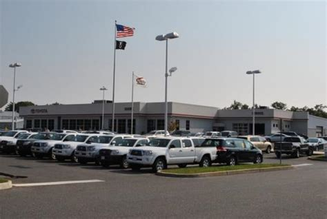 Shore Toyota Mays Landing About Shore Toyota Inc In Mays Landing Nj 08330 3137