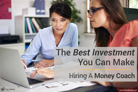 money couch why hire a money coach the benefits and differences