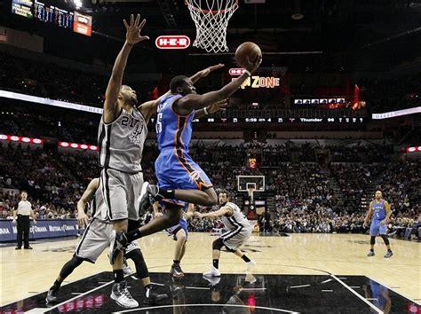Records Oklahoma City Oklahoma City Thunder 32 10 Vs San Antonio Spurs 32 9 Preview Thunderous