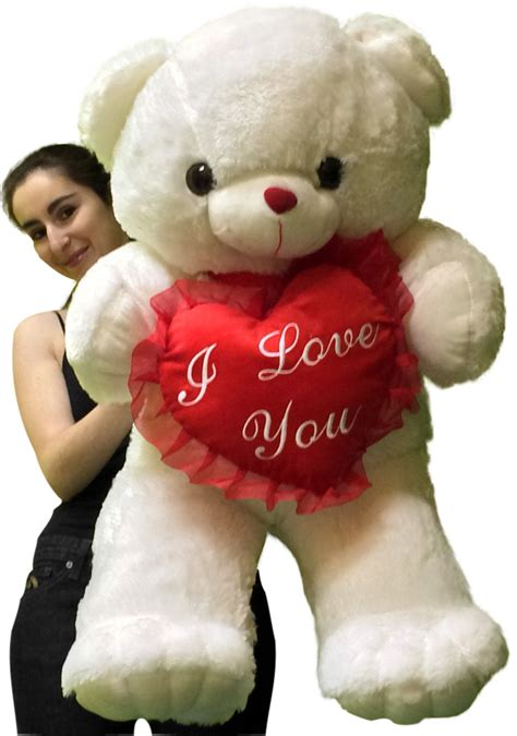 big teddy valentines day what i really want for s day poppyd