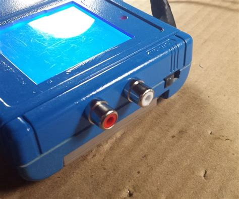 gameboy rca mod game boy diy repair and modifications