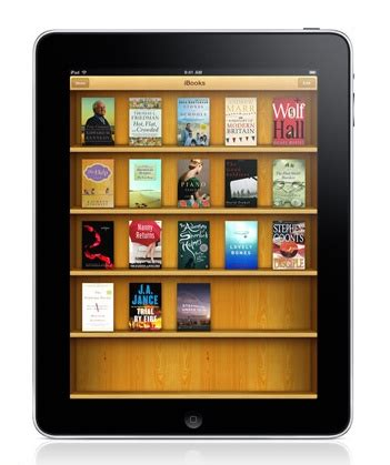 apple bookshelf