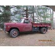 Harvester 500 Dump Truck 1974 International Other